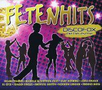 Cover  - Fetenhits - Discofox die Deutsche [2014]
